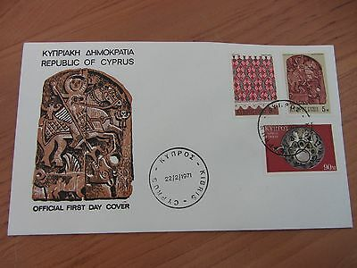 Cyprus First Day Cover