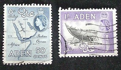 New daily stamps 1953 used Aden stamps for sale please click to view