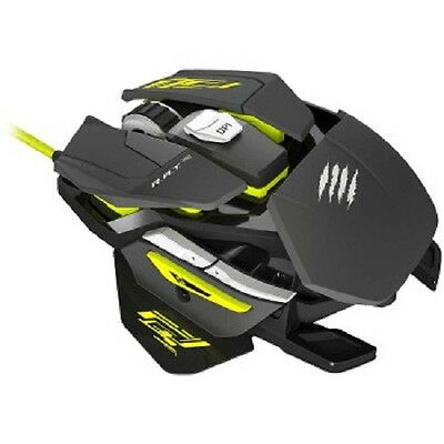 Mad Catz R.A.T Pro S - Souris gamer 5000 DPI