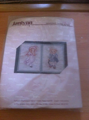 Janlynn - Counted Cross Stitch Kit