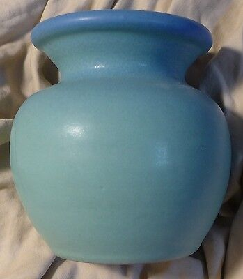 Rare Van Briggle Pottery Original With Swirl Clay