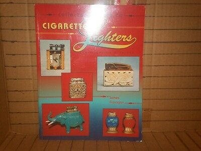 Collector's Guide To Cigarette Lighters Identification And Values Book