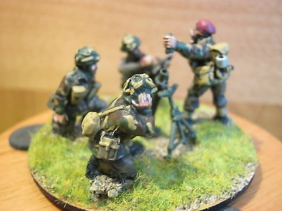 28mm WW2 Bolt Action British Airborne 1000pt Army  painted to order
