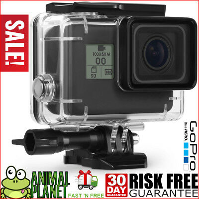 45M Waterproof Camera Shell Protective Case Diving Housing Cover GoPro Hero 5/6