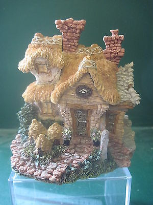 Boyds Bearly-Built Village Baileys Cozy Cottage First Edition