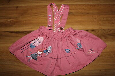 NEXT girls KITE skirt with braces 6-9 months *I'll combine postage