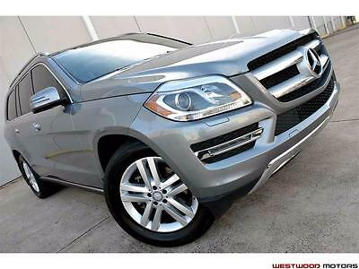 2016 Mercedes-Benz GL-Class 450 4MATIC Heavy Loaded MSRP $81k P1 Panorama 2016 Mercedes-Benz GL450 4MATIC Highly Optioned MSRP $81,200 P1 Leather Pano NR