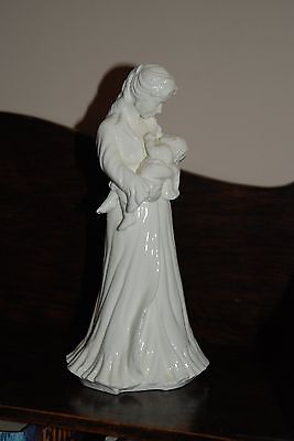 Beautiful Royal Worcester figurine.' Sweet Dreams'-  mint condition