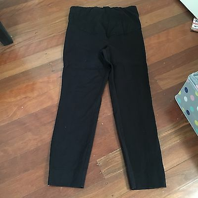 Sussan Maternity Pants Cotton Stretch  Size 14