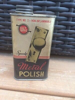 Whiz Oil Can