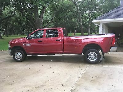 2014 Dodge Ram 3500  Dodge Ram Dually 3500