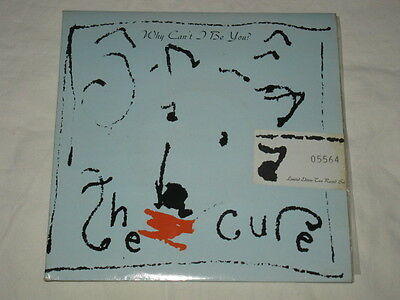 "CURE Why Can't I Be You Very Rare 7"" Double Pack Gatefold Sleeve Limited N.05564"