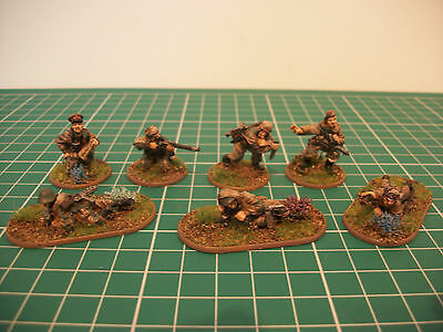 Painted 28mm WW2 Bolt Action soviet scouts Miniatures