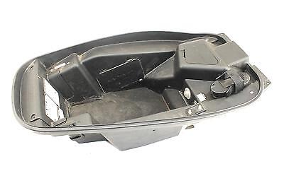 2009 Kymco Xciting Under Seat Storage Box Luggage Trunk Compartment