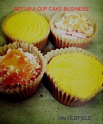 Business for Sale        Guide Only.   Cup Cake / Home Baking Business..