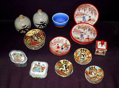 Lot Porcelaine Japonais - Lot Japanese porcelain - Partij Japans porselein