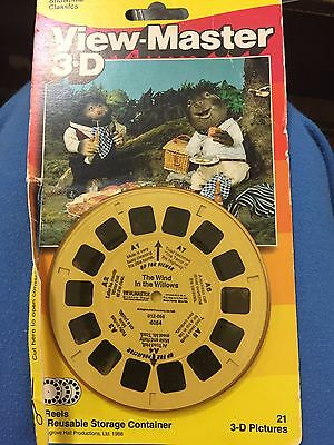 View master 3-D The Wind In The Willows.