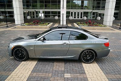 2011 BMW 3-Series 335i Coupe, M Sport, 6MT 2011 BMW 3-Series 335i Coupe, M Sport, 6MT, BMW Performance, BBS, 1 Owner
