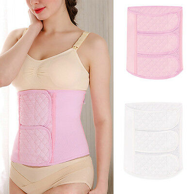 New Postpartum Recovery Girdle Medical Belly Tummy Band Postnatal Belt Shaper
