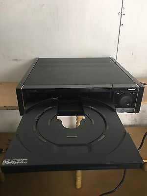 Pioneer Elite DVL-90 cd cdv ld ntsc laser disc player with No Remote No Manual