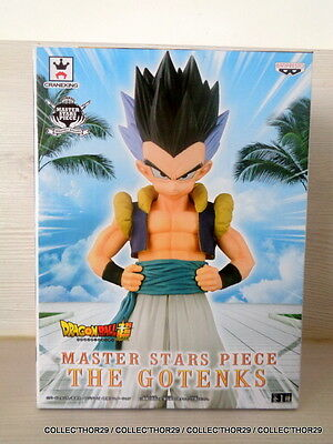 Figurine Dragon Ball Z GOTENKS Banpresto  Master stars Piece Japan Figure Figura