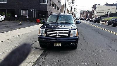2004 Cadillac Other BLACK Cadillac escalade