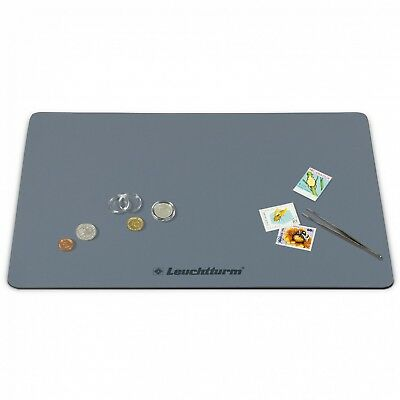 "HEAVY DUTY DESK MAT - PERFECT for SORTING COINS + STAMPS - 20"" x 14"""