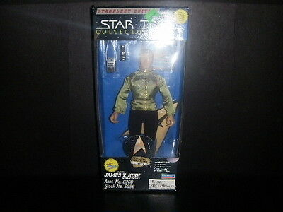 Star Trek -Captain James T Kirk-Brand New