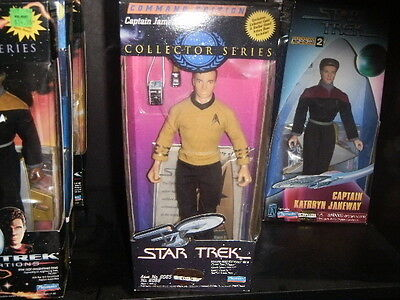 Star Trek-James T Kirk-Command Series -New