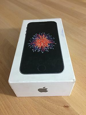 Box Only Apple iPhone SE - 64GB Space Gray *Box Only*