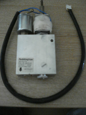 Teddington Twin Solenoid Valve Remote Control Gas Fires 50 cm Cable