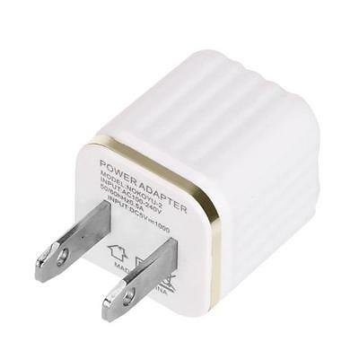 US Plug USB Wall Home Travel AC Charger Adapter For S7 SL