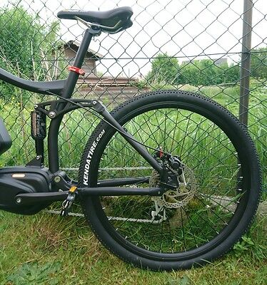 "*NEU*  26""  E-BIKE - MTB  FULLY Vollgefedert"