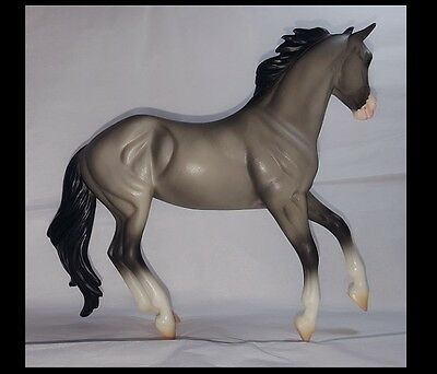 Breyer Classic Grulla Harper horse only from Heroes of the West 61098 (1:12)