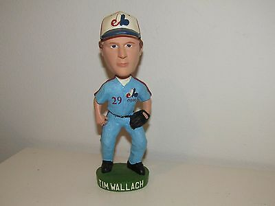 2003 Montreal Expos Bobble Head Mlb Tim Wallach Rare!
