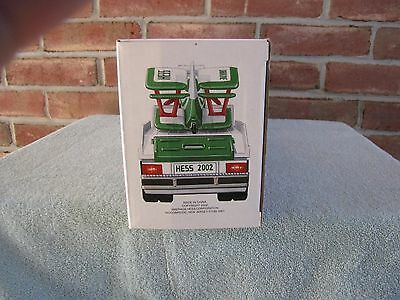 Hess 2002 truck with Airplane