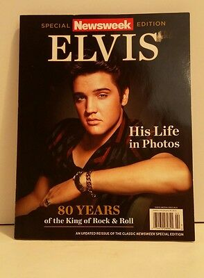 Elvis Newsweek Special Edition 80 Years of the King of Rock & Roll