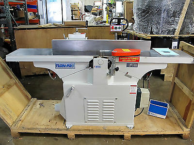 """Jointer 12"""" X 74"""" Cast Iron   3 Hp 1 Phase Cca512 North State/turn Pro"""