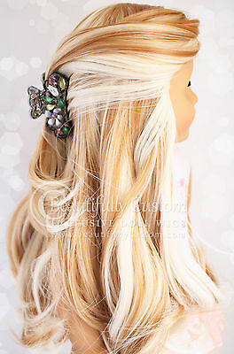 10-11 DOLL WIG Sugar & Spice Caramel Blond - Essential Line - HEAT SAFE 300! ©BC