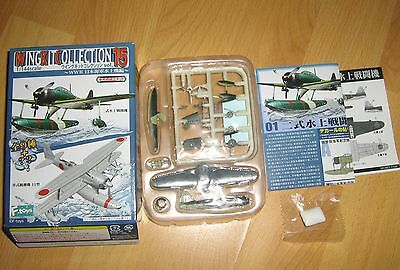 F-toys 1/144 Wingkit collection 15 A6m2 Zero rufe (1S)
