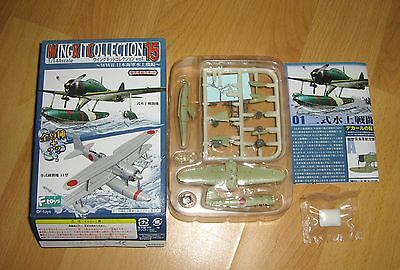 F-toys 1/144 Wingkit collection 15 A6m2 Zero rufe (1C)