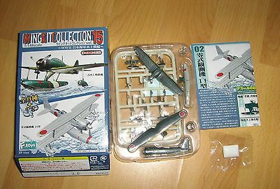 F-toys 1/144 Wingkit collection 15 Mitsubishi F1m2 pete (2D)