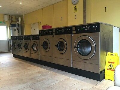 Launderette/dry Cleaner For Sale (Will Consider Selling All Machines)