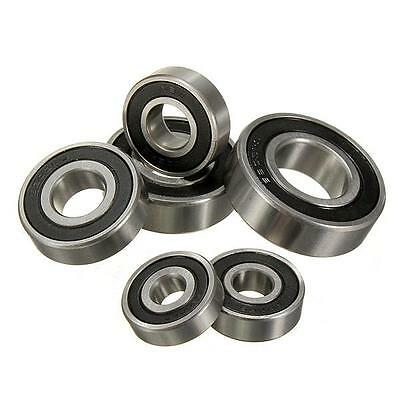 6200-6208 2RS Sealed Ball Bearings - pack of 2 free delivery shippingUK