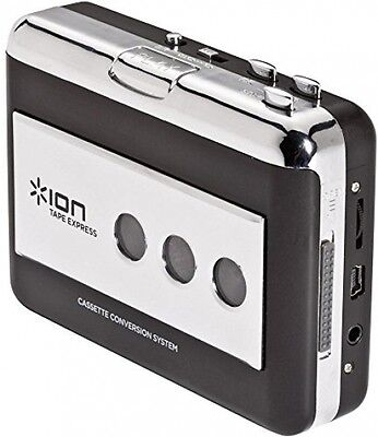 ION Audio Tape Express Tape To MP3 Converter