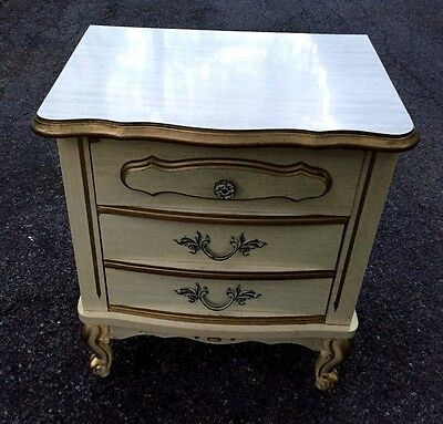 Vintage BONNET French Provincial Nightstand - Great Condition!!!