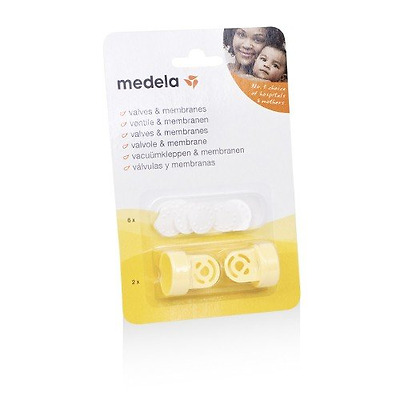 *BEST Baby Feeding Breast Pump Pumps Replacement Valves & Membranes NEW