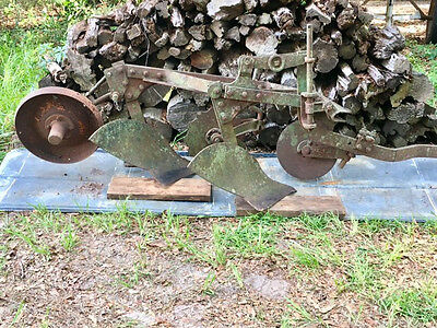 Vintage John Deere Bottom Plow for Tractors Without 3 Point Hitch