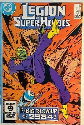 The Legion of Super-Heroes #311  NM    (May 1984, DC)