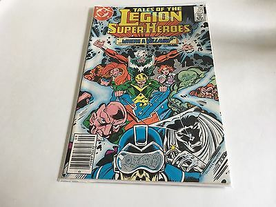 DC Comics Tales Of The Legion Of Super Heroes Issue #327 1985
